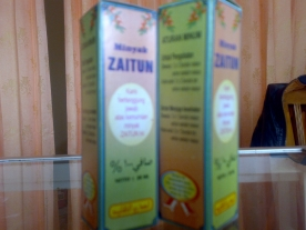 Zaitun 30 ml