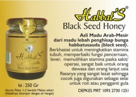 blackseed honey