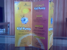 Habbats Kids honey