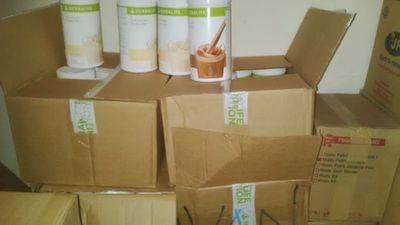 Distributor Herbalife Shake