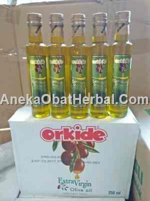 Minyak Zaitun Orkide Turki